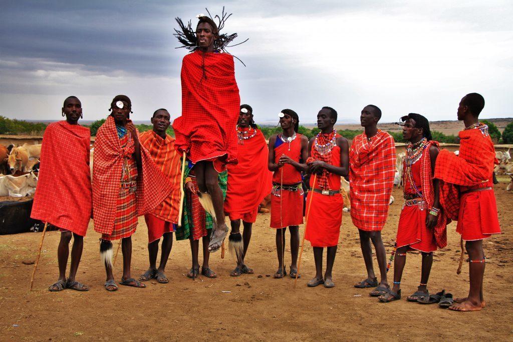 Maasai Tribe - Masai Mara Holidays