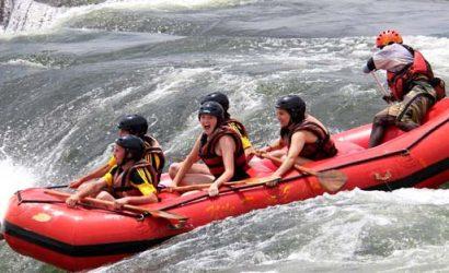 4 Days Murchison falls and White water Rafting Safari Tour
