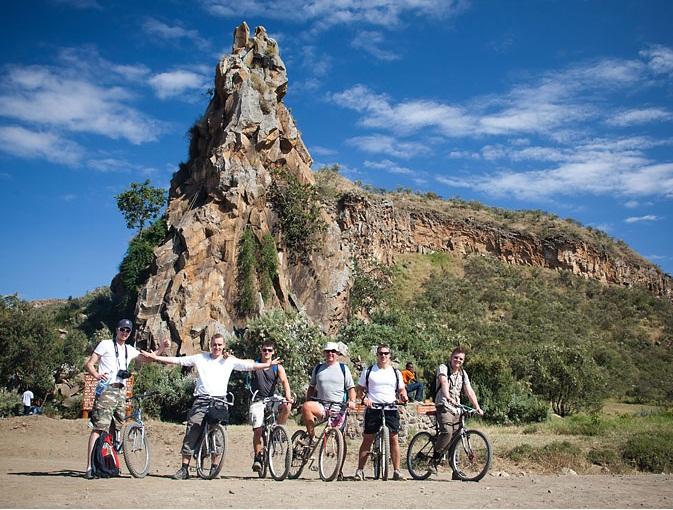 4 Days Masai Mara, Lake Naivasha & Hell's Gate Safari